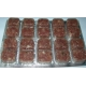 Nourriture Tortue  barquette congelée 100gr par 10 soit 1kg