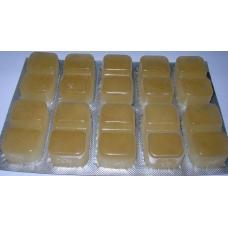Nourriture pour invertébrés congelé sous blister 100gr
