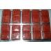 Gammarus congelé sous blister congelé de 100gr, vendu par 10